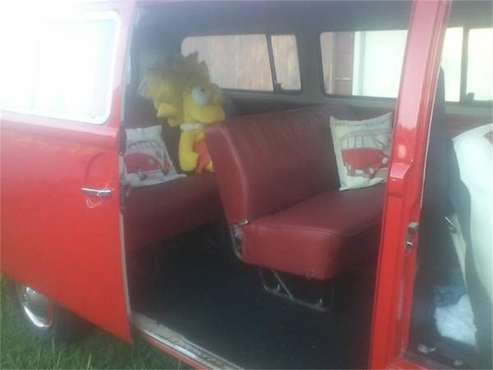 1970 Volkswagen Transporter for sale in Cadillac, MI