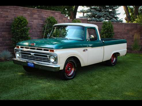 1966 Ford F100 for sale in Greeley, CO
