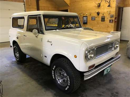 1969 International Scout for sale in Saratoga Springs, NY