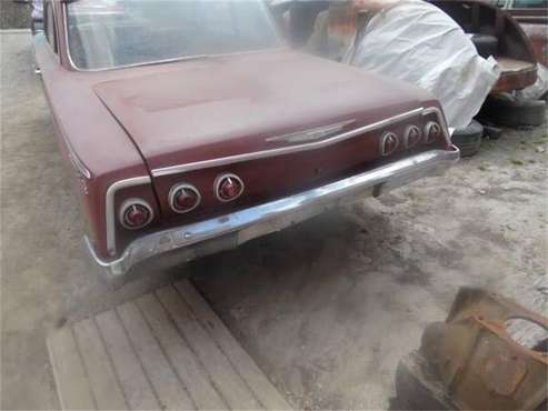 1962 Chevrolet Bel Air for sale in Cadillac, MI