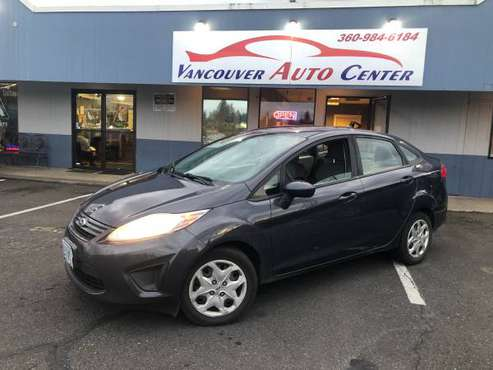 2012 Ford Fiesta 5-speed Manual for sale in Vancouver, OR