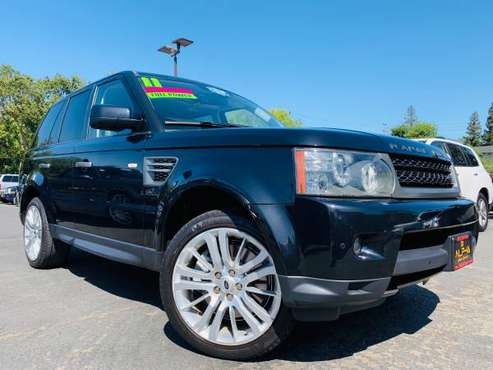 2011 Range Rover Sport ~* WE FINANCE *~ 3 Months Free Warranty for sale in Sacramento , CA