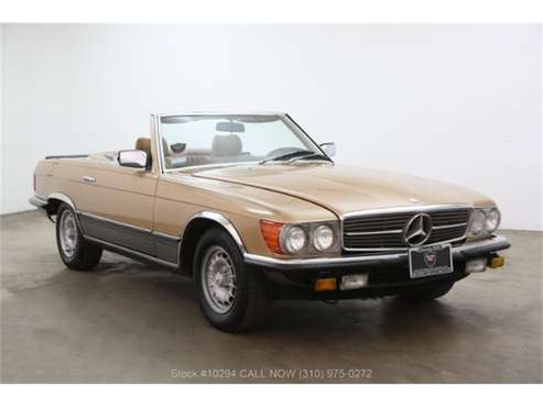 1985 Mercedes-Benz 500SL for sale in Beverly Hills, CA