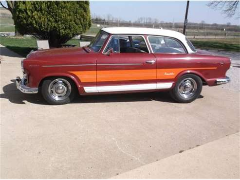 1960 AMC Rambler for sale in Cadillac, MI