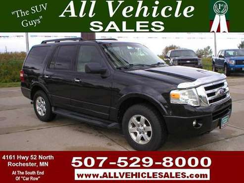 2010 Ford Expedition XLT for sale in Rochester, MN