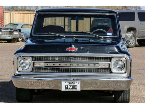 1969 Chevrolet C10 for sale in Cadillac, MI