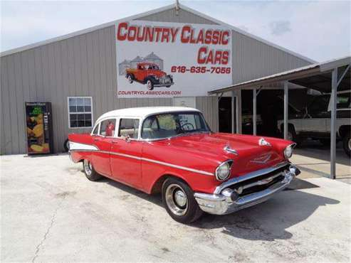 1957 Chevrolet 210 for sale in Staunton, IL