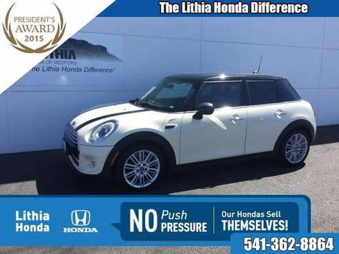 2015 Mini Cooper Hardtop 4 Door 4dr Hb for sale in Medford, OR