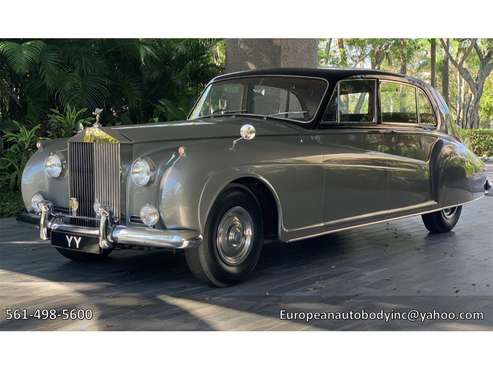 1961 Rolls-Royce Phantom for sale in Boca Raton, FL