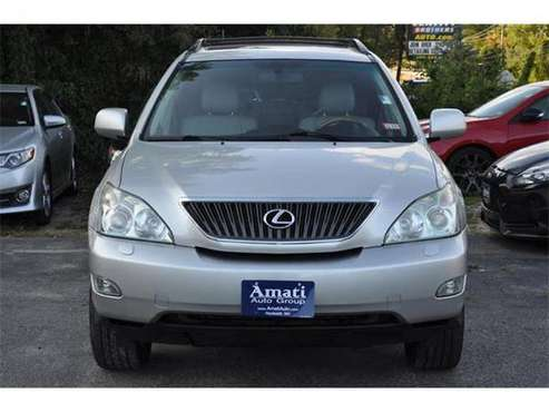 2007 Lexus RX 350 SUV Base AWD 4dr SUV (SILVER) for sale in Hooksett, NH