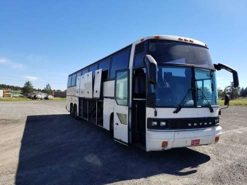 59 Passenger BUS - RV - Tiny Home? for sale in Bend, OR