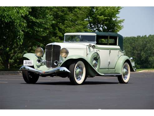 1933 Auburn 8-105 for sale in Auburn, IN