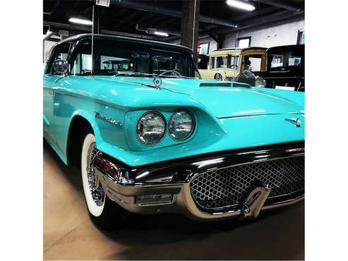 1958 Ford Thunderbird for sale in Toccoa, GA
