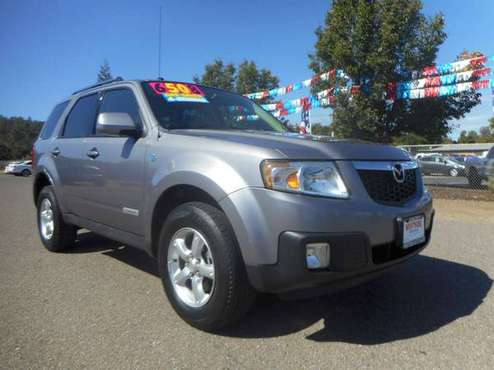 2008 MAZDA TRIBUTE HYBRID SUV LOADED WITH LEATHER **NICE** for sale in Anderson, CA