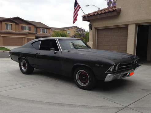 1969 Chevrolet Chevelle for sale in Eastvale, CA