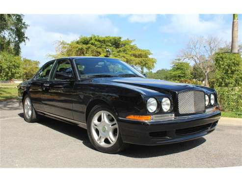 2003 Bentley Continental R Sports Coupe for sale in North Miami , FL