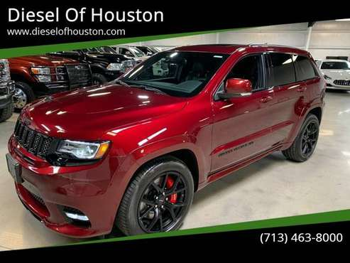2019 Jeep Grand Cherokee SRT 4x4 4dr SUV 6.4L V8 for sale in Houston, TX