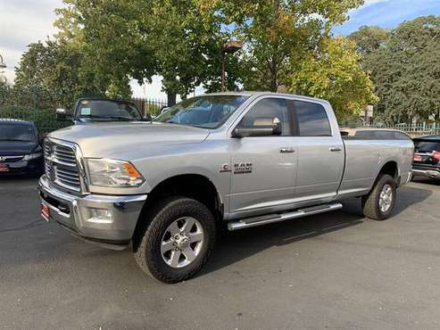 2013 Ram 3500 Big Horn Crew Cab*4X4*Tow Package*Long Bed*Financing* for sale in Fair Oaks, CA