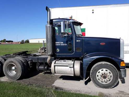 1992 377 Peterbilt for sale in Saint Marys, KS