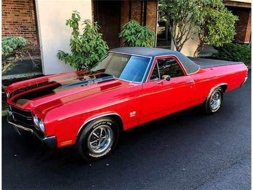 1970 Chevrolet El Camino for sale in Arlington, TX
