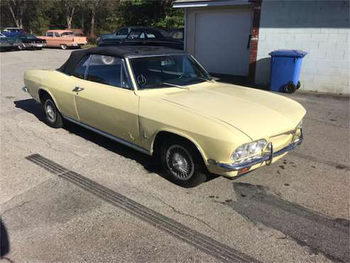 1968 Chevrolet Corvair for sale in Westford, MA