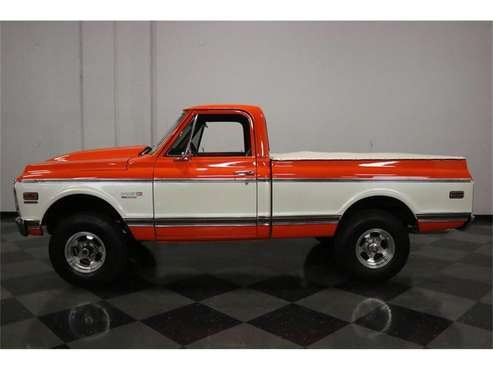 1972 Chevrolet C10 for sale in Ft Worth, TX