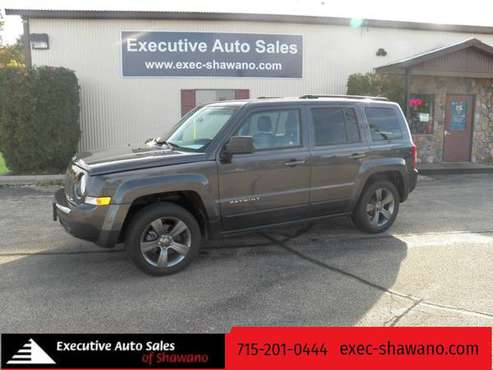 2015 Jeep Patriot FWD 4dr High Altitude Edition for sale in Shawano, WI