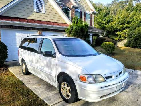 1999 Oldsmobile Silhouette Silueta $1200 for sale in Powder Springs, GA