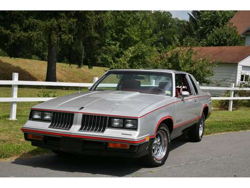 1984 Oldsmobile Cutlass for sale in Old Forge, PA