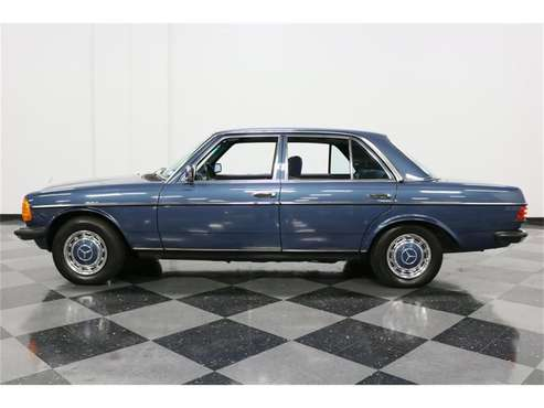 1981 Mercedes-Benz 300D for sale in Ft Worth, TX