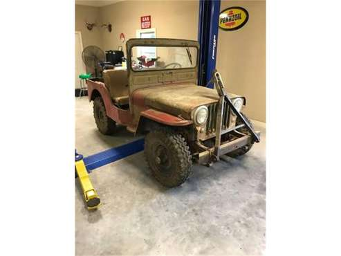 1953 Willys Jeep for sale in Cadillac, MI