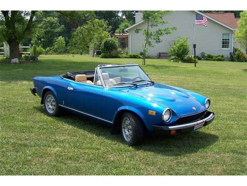 1980 Fiat 124 for sale in Mount Gilead, OH