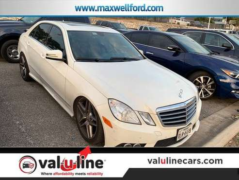 2010 Mercedes-Benz E-Class Arctic White ****BUY NOW!! for sale in Austin, TX