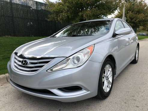 2013 HYUNDAI SONATA SE GAS SAVER for sale in Piper City, IL