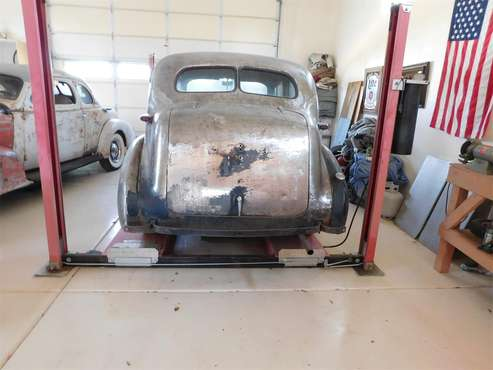 1937 Oldsmobile 4-Dr Sedan for sale in Scottsdale, AZ