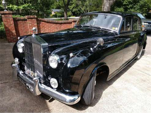1961 Rolls-Royce Silver Cloud II for sale in Cadillac, MI
