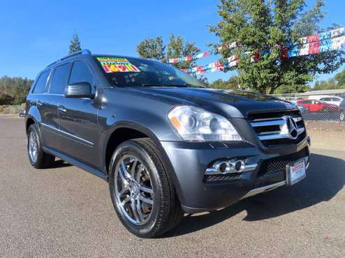 2011 MERCEDES GL 450 ONLY 93,000 MILES LOADED LOADED... for sale in Anderson, CA