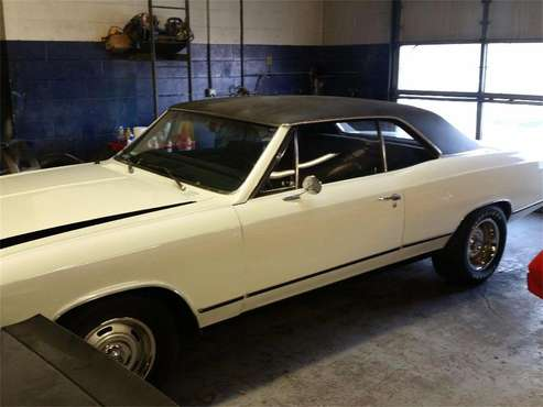 1967 Chevrolet Malibu SS for sale in Stratford, NJ