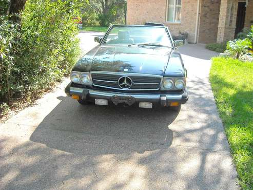 1982 Mercedes-Benz 380SL for sale in Rockport, TX