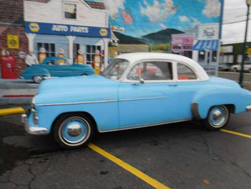 Very Nice 1949 Chevy Deluxe Business Coupe, Every Option, Runs As New for sale in Snohomish, CA