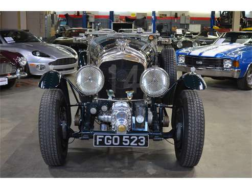 1928 Bentley 4-1/2 Litre for sale in Huntington Station, NY