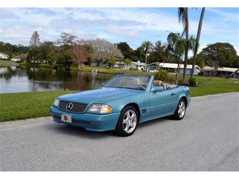 1995 Mercedes-Benz SL-Class for sale in Clearwater, FL