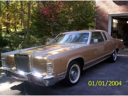 1979 Lincoln Town Car for sale in Cobb County, GA