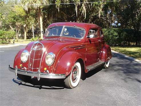 1935 Chrysler Airflow for sale in Mt. Dora, FL