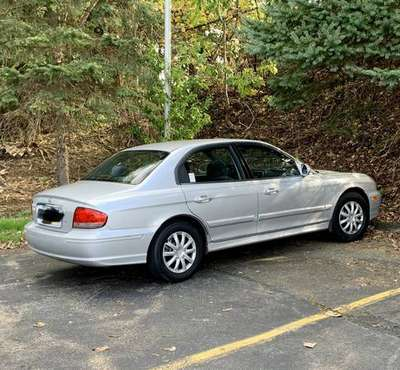 2003 Hyundai Sonata for sale in Monroeville, WV