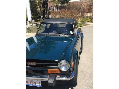 1974 Triumph TR6 for sale in Highland Park, IL