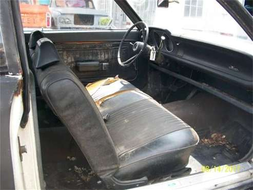 1971 Ford Maverick for sale in Cadillac, MI