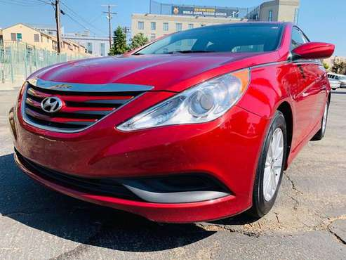 2014 Hyundai Sonata with only 80K miles,Bluetooth,Cruise ctrl for sale in Los Angeles, CA