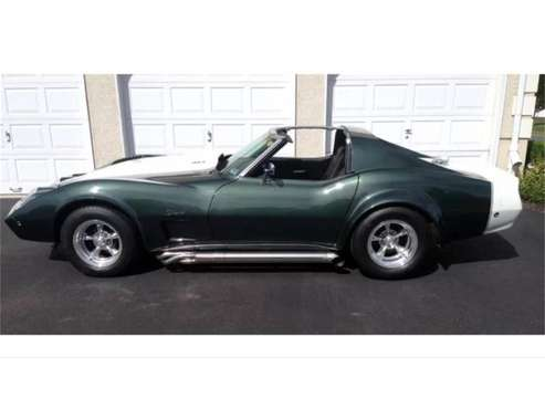 1974 Chevrolet Corvette for sale in Cadillac, MI