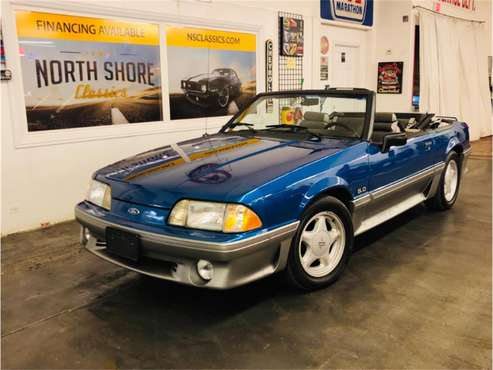 1991 Ford Mustang for sale in Mundelein, IL